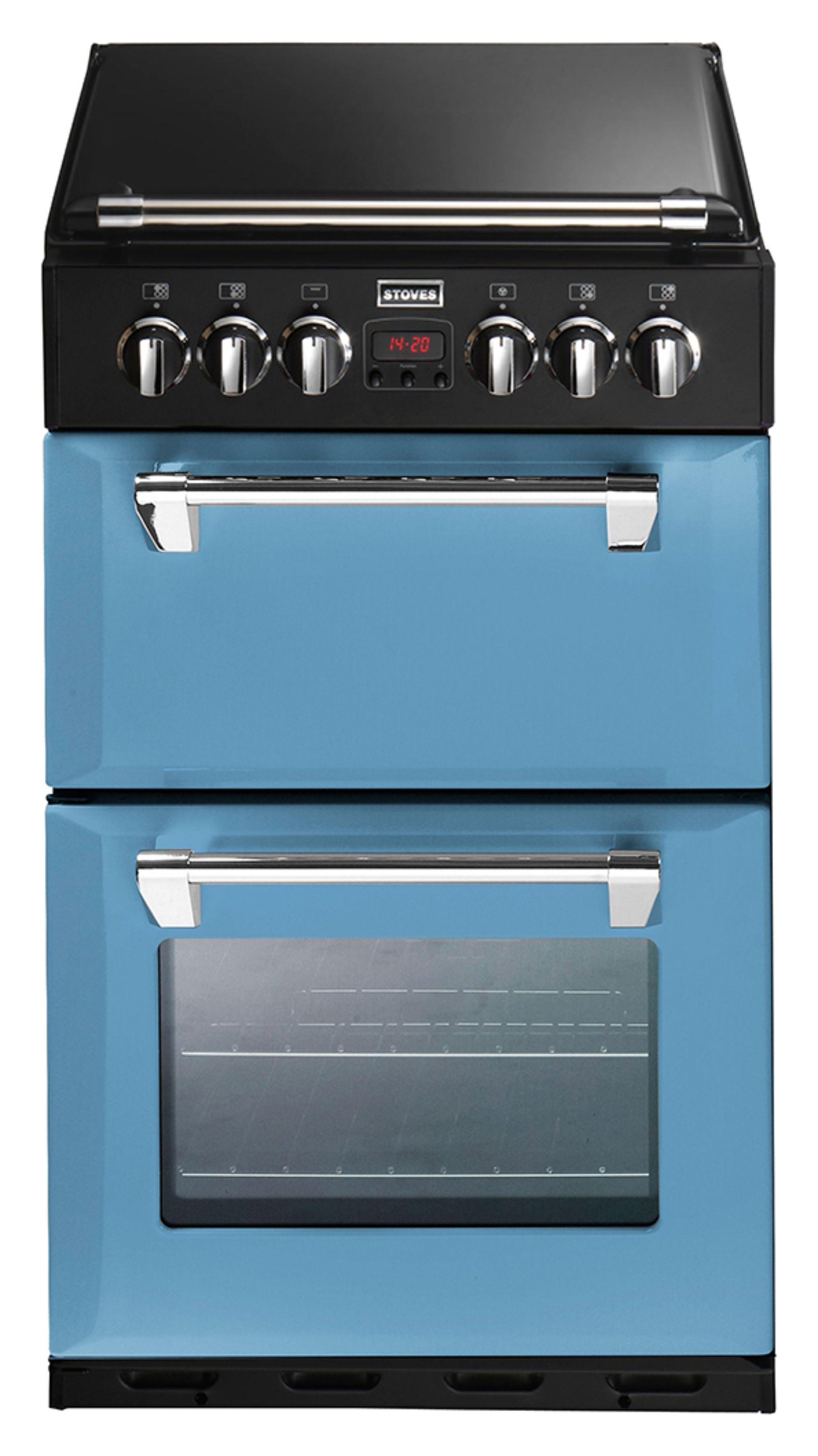 Stoves Richmond 550DFW Double Dual Fuel Cooker - Daybreak