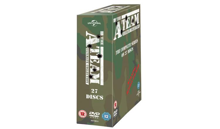 The A-Team Complete Series 1-5 DVD Box Set