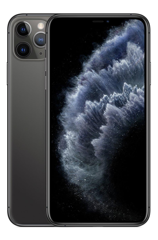 SIM Free iPhone 11 Pro Max 64GB Mobile Phone - Space Grey