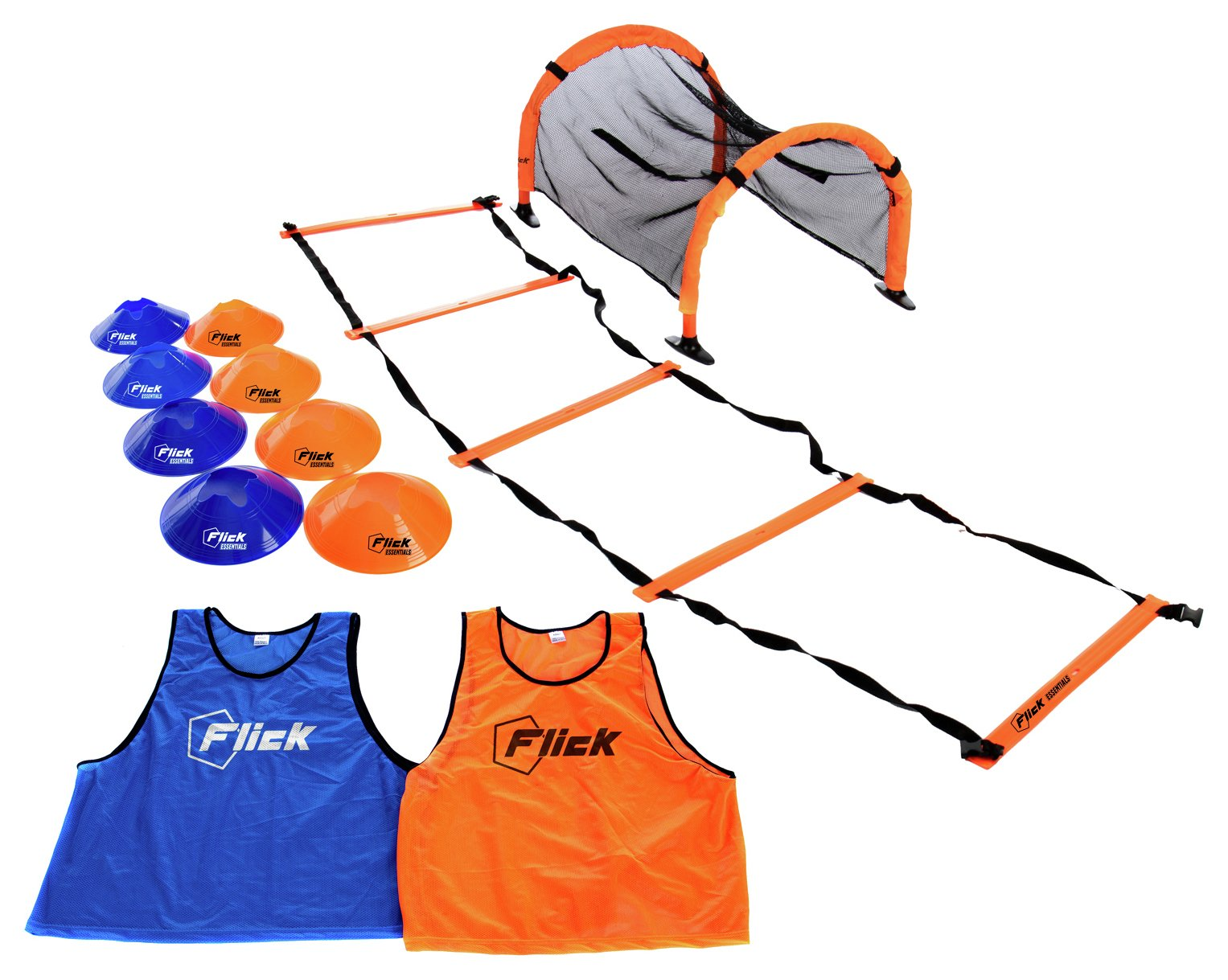 Football Flick Urban Skills Training Drill Set
