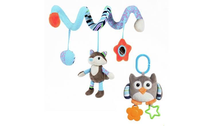 Buy Nuby Little Fox Pram Toy Set of 2   Pram toys   Argos