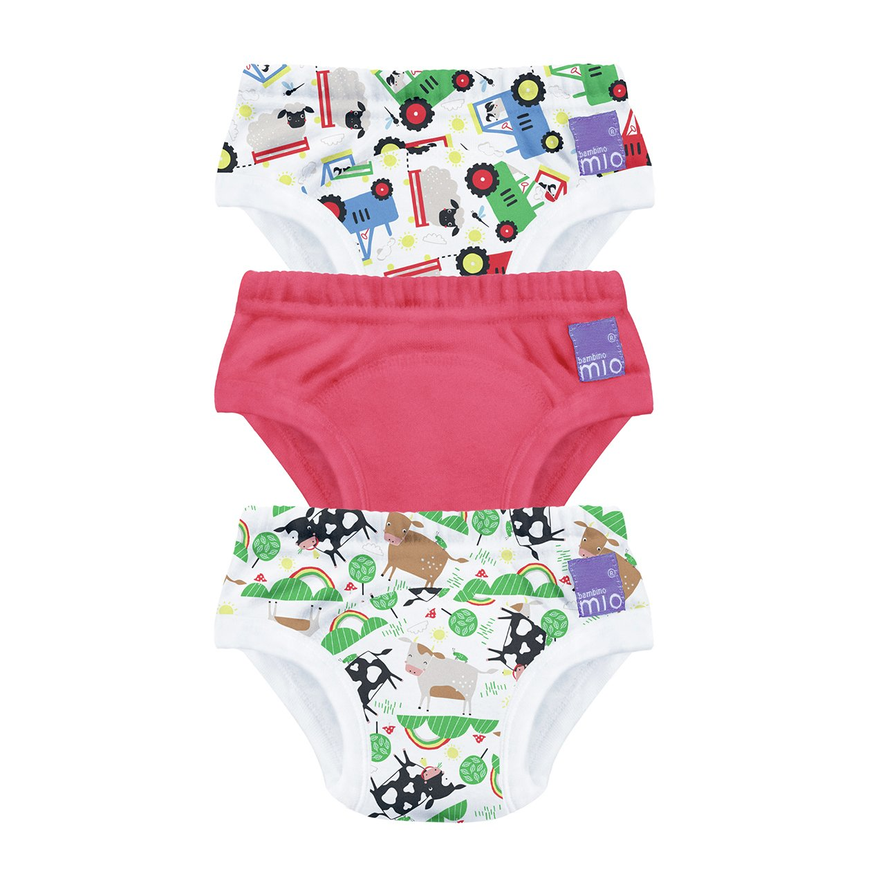 Bambino Mio Potty Training Pants  3 Pack - 2-3 years