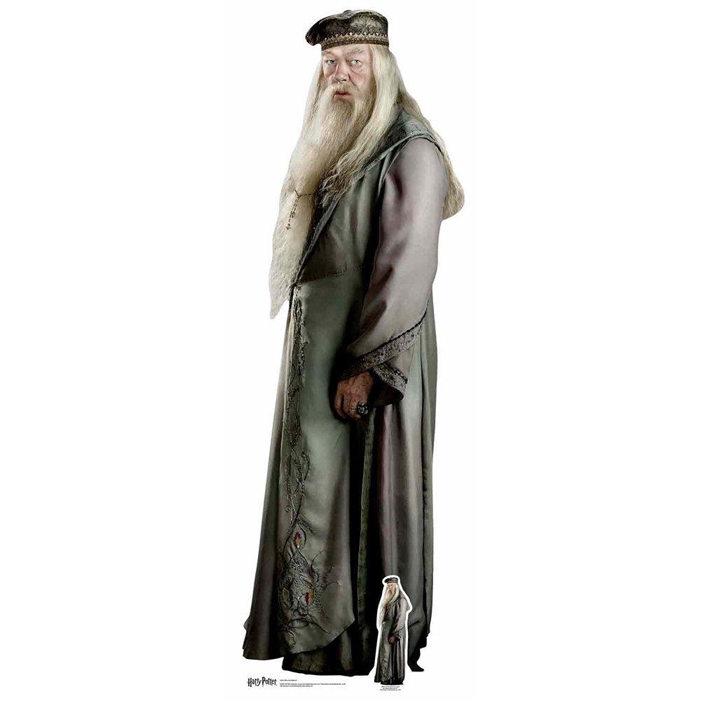 Star Cutouts Harry Potter Dumbledore Cardboard Cutout