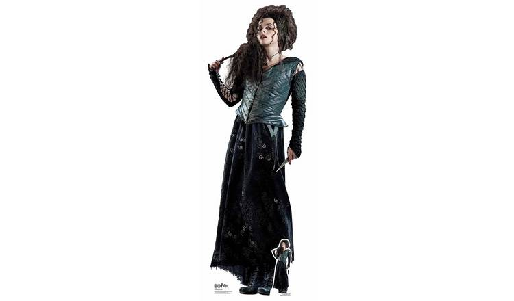 Harry Potter Wizarding World Bellatrix Cardboard Cut-out