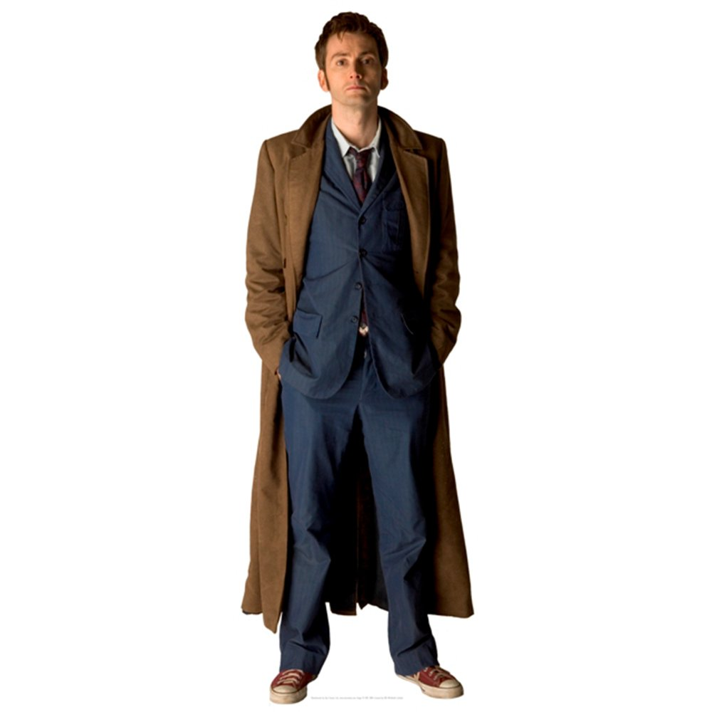 Star Cutouts Doctor Who David Tenant Cardboard Cutout