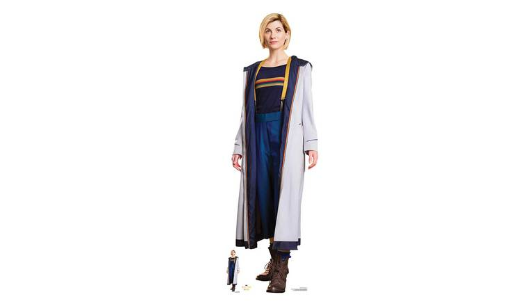 Star Cutouts Doctor Who Jodie Whittaker Cardboard Cutout