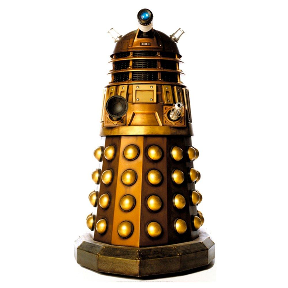 Star Cutouts Doctor Who Dalek Cardboard Cutout