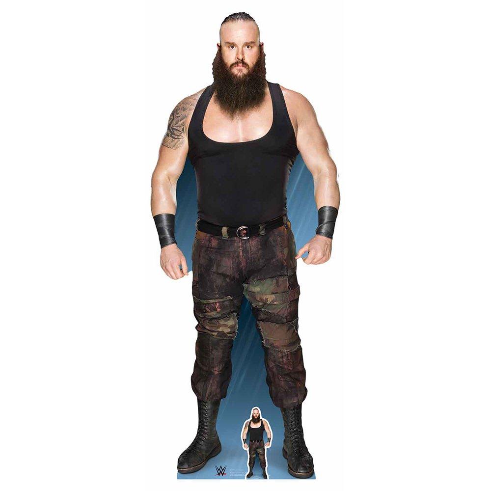 Star Cutouts WWE Braun Strowman Cardboard Cutout