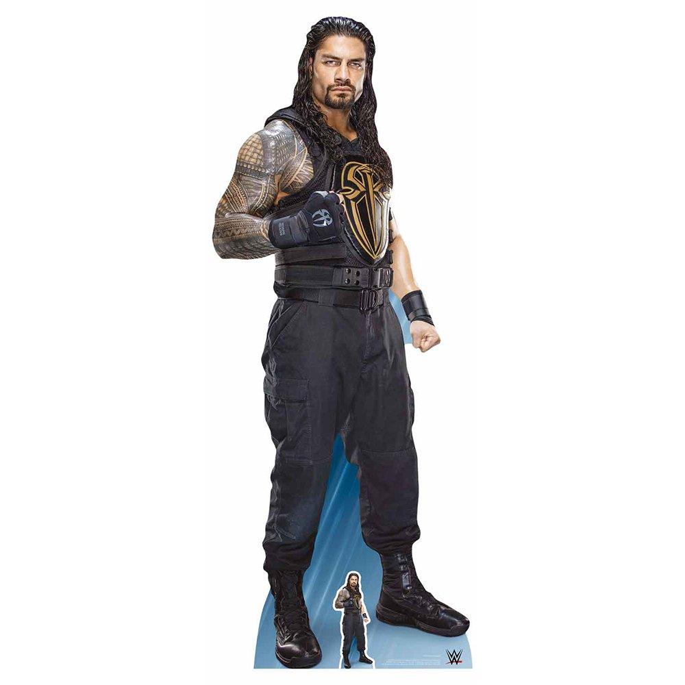 Star Cutouts WWE Roman Reigns Cardboard Cutout