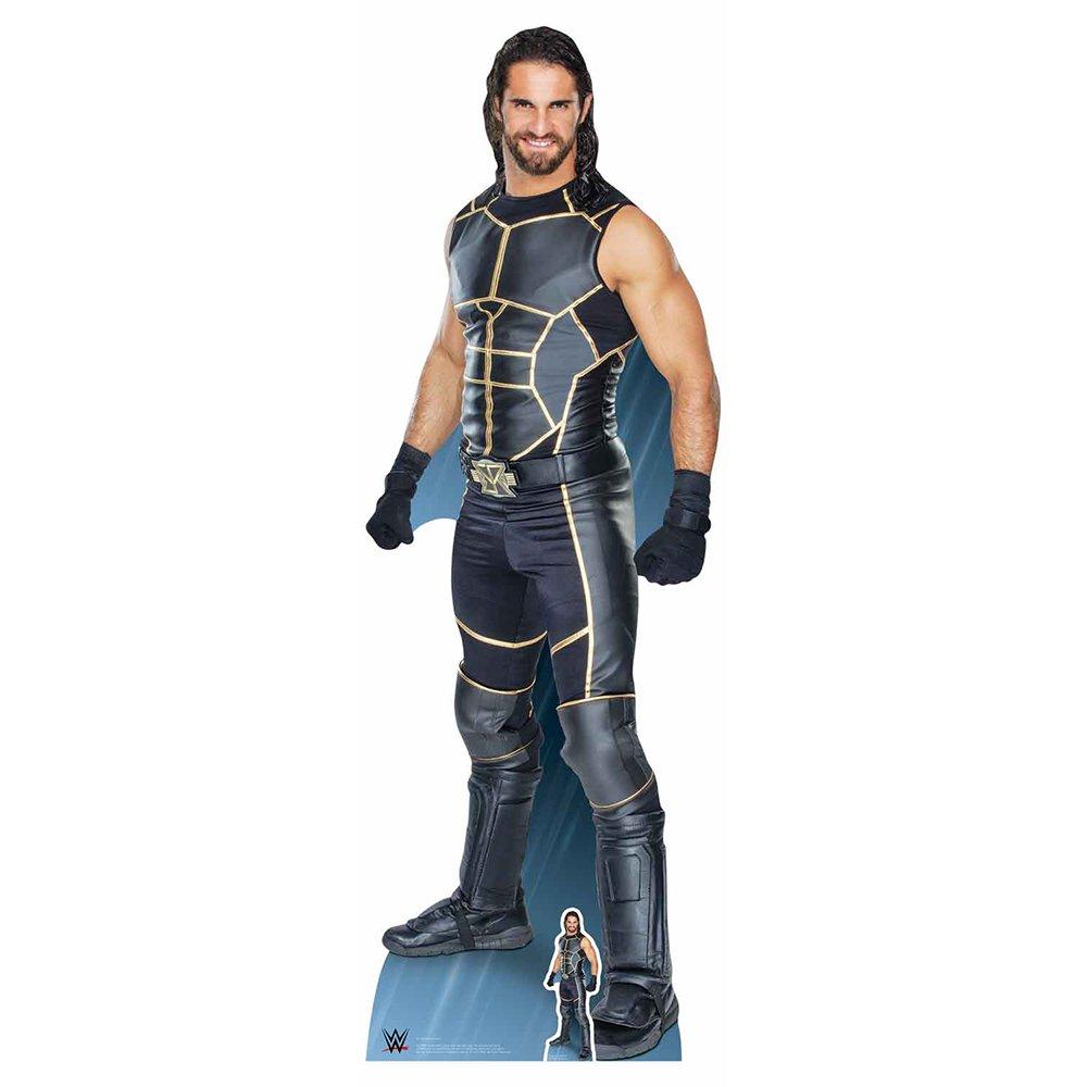 Star Cutouts WWE Seth Rollins Cardboard Cutout