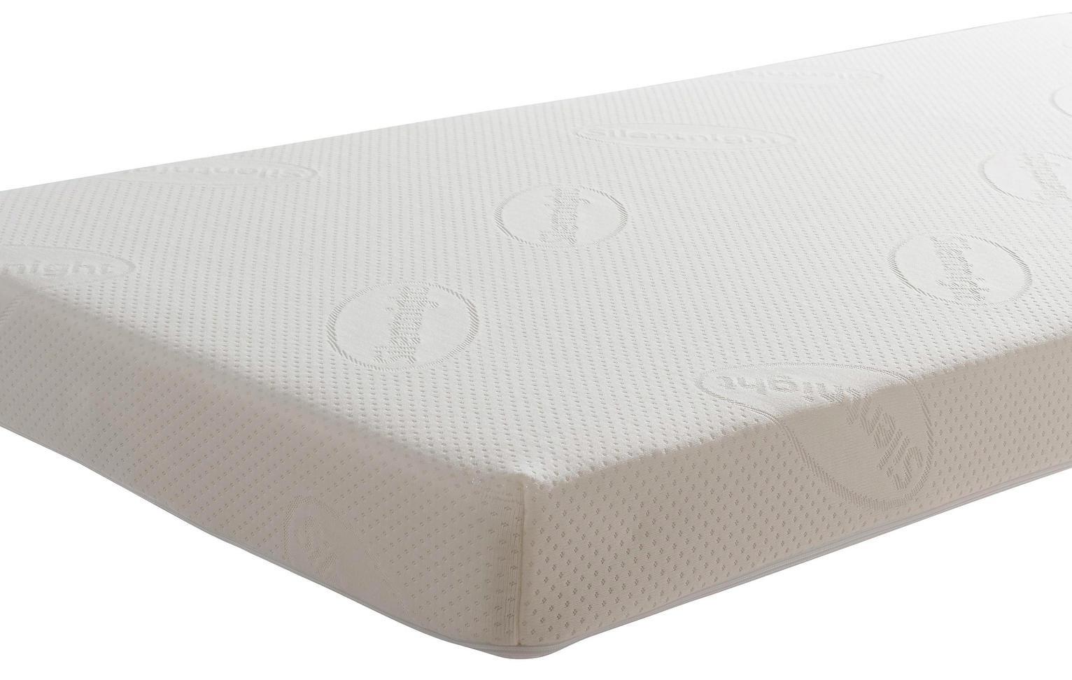Silentnight Safe Nights Airflow Cotbed Mattress