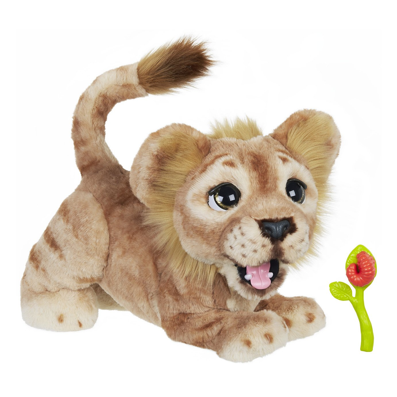 FurReal Disney The Lion King Mighty Roar Simba Soft Toy
