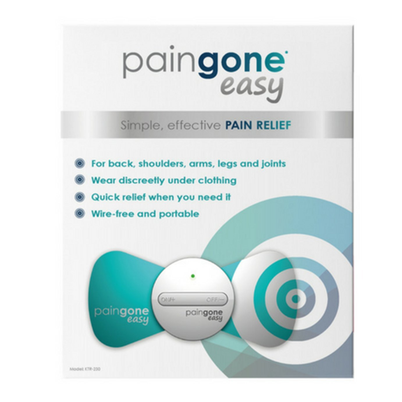 Paingone Easy TENS Machine
