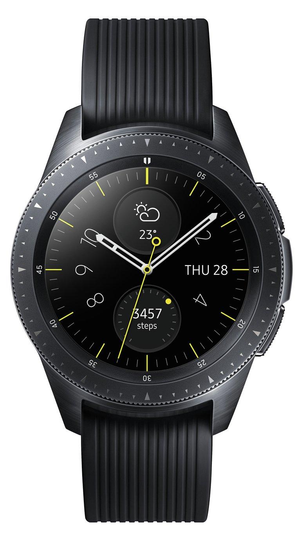 Samsung Galaxy Cellular 42mm Smart Watch - Black