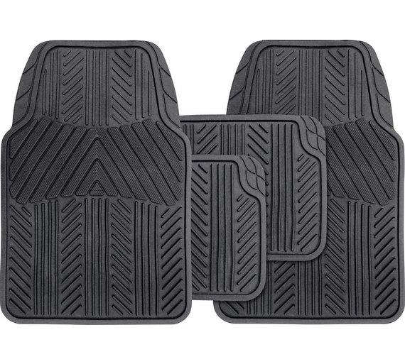 rubber floor mats automotive car hexagon honeycomb reviews intro on tech hero hexomat mat