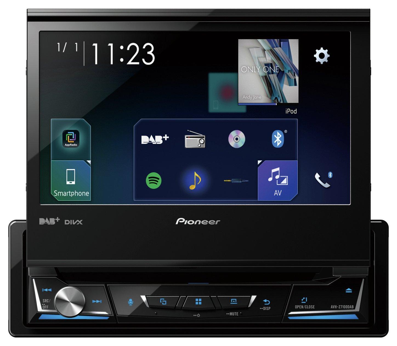 Pioneer AVH-Z7100DAB 7 Inch Touchscreen DAB Radio