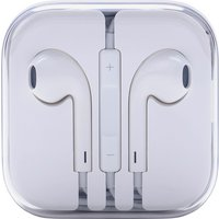 Apple Earpods with Remote and Mic - White