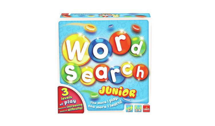 Goliath Games Junior Wordsearch