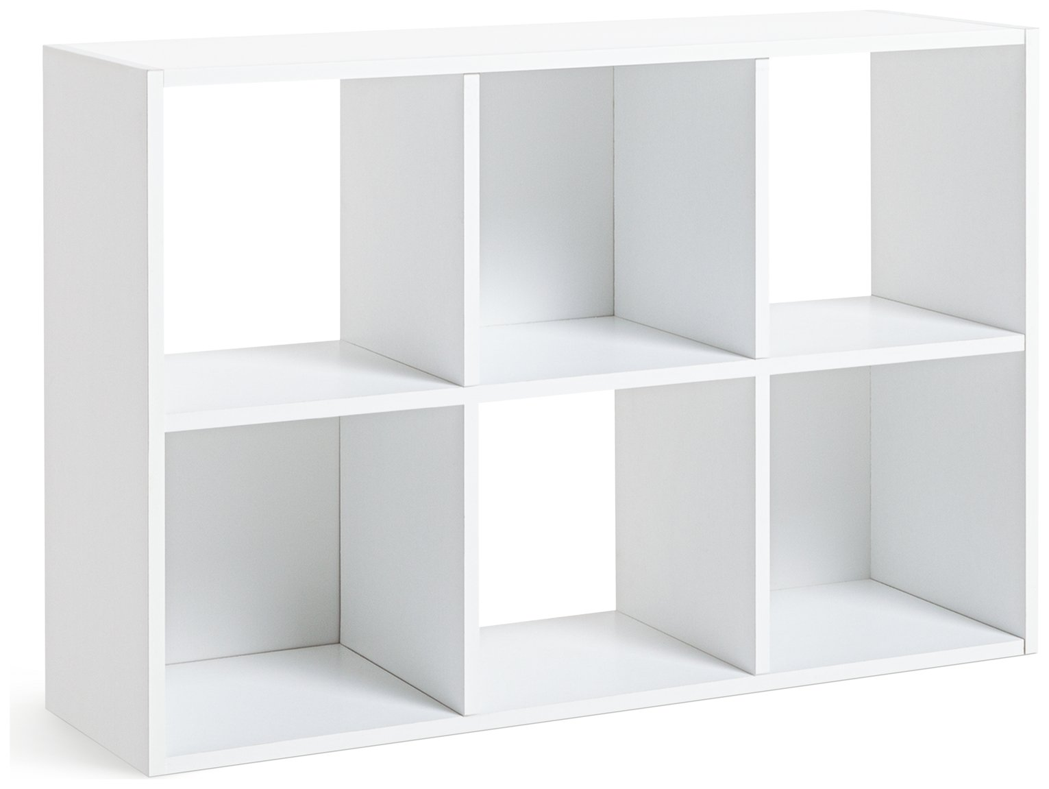 Habitat Squares 6 Cube Storage Unit - White