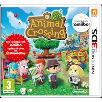 Animal Crossing - New Leaf - 3DS Game