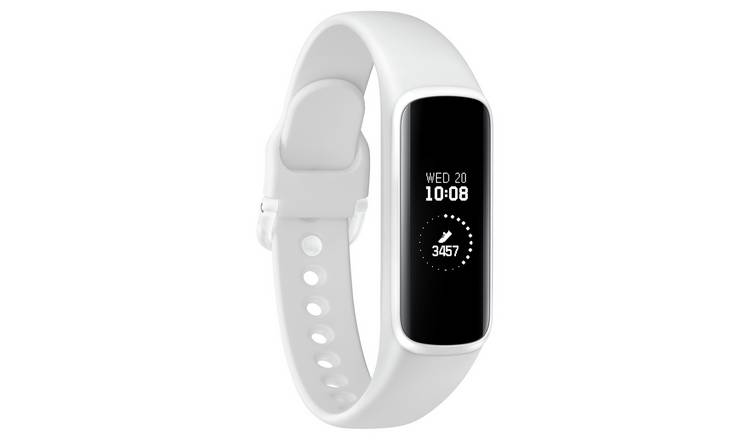 Samsung Galaxy FIT E Smart Watch - White