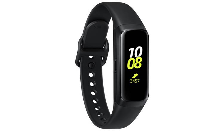 Samsung Galaxy Fit Smart Watch - Black