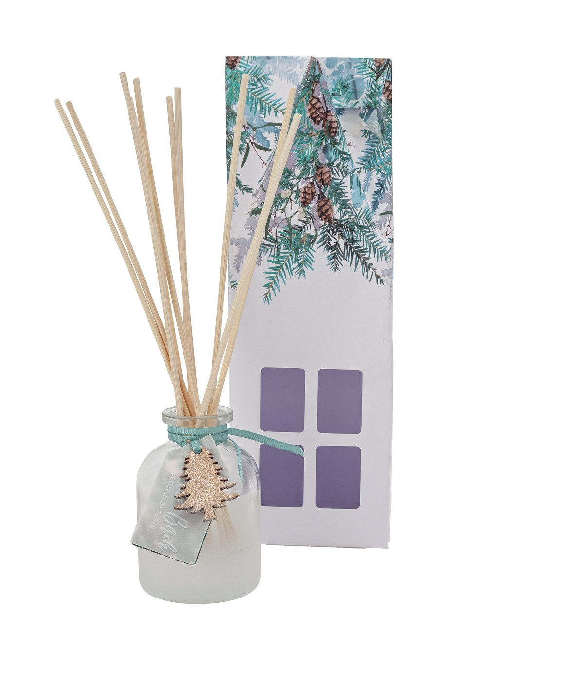 Argos Home Winter Birch Diffuser