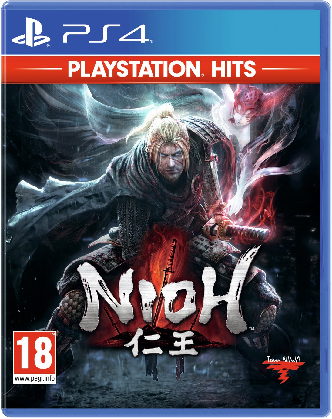 Nioh PS4 Hits Game