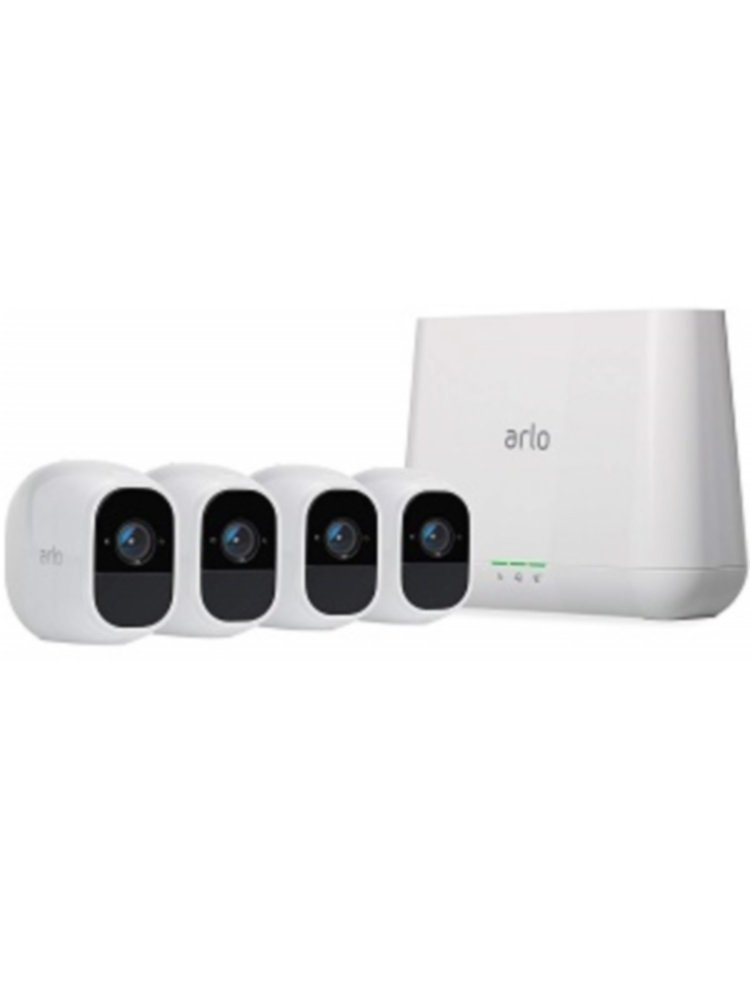 Arlo Pro VMS4430 Wireless Four Camera Security System