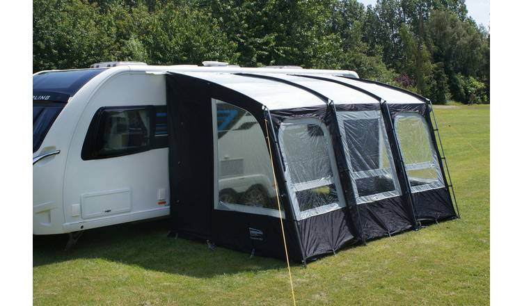 Leisurewize Equinox 390 4 Man Camping Caravan Porch Awning
