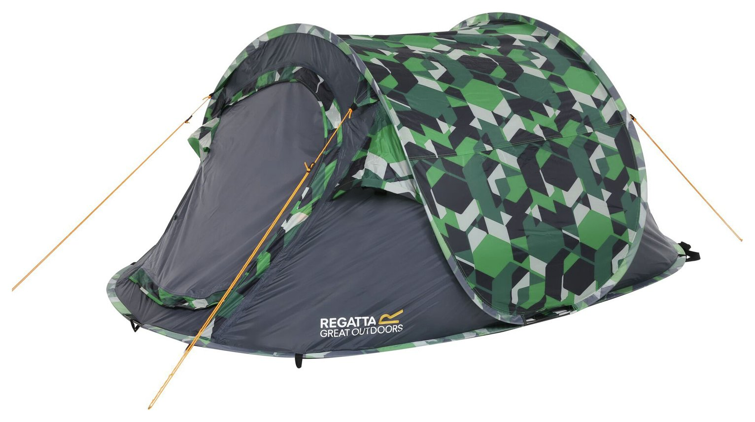 Regatta Malawi 2 Man Pop Up Tunnel Tent