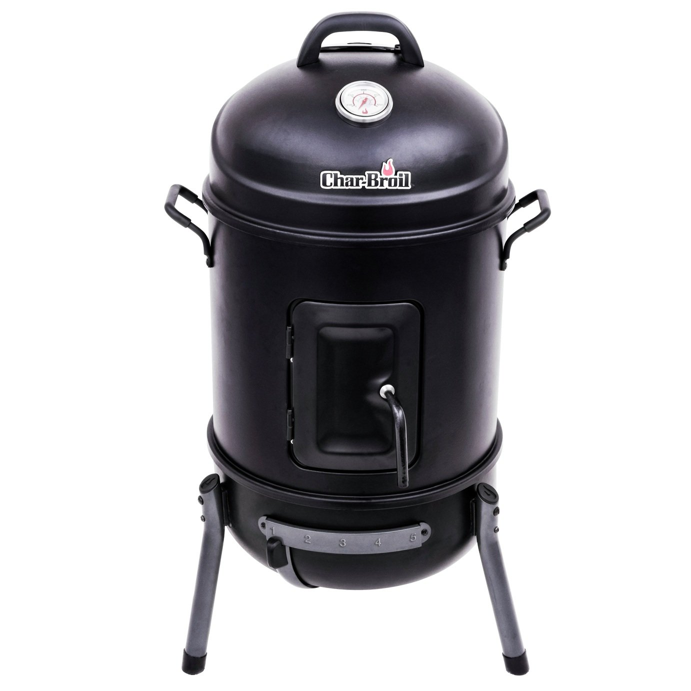 Char-Broil 140 871 Traditional Bullet Smoker BBQ