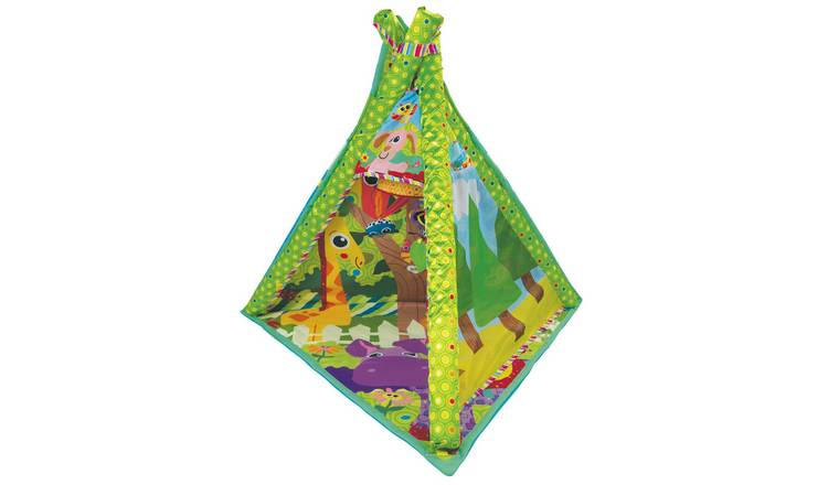 size 40 9b086 0449d Buy Lamaze 4 in 1 Teepee Gym | Playmats and gyms | Argos
