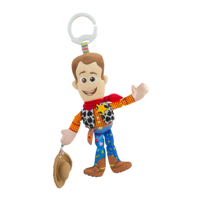 Lamaze Disney/Pixar Toy Story Woody Clip & Go