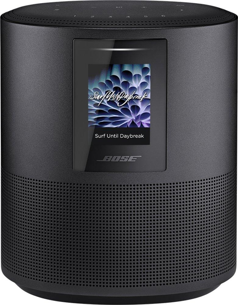 Bose  500 Wireless Home Smart Speaker - Black