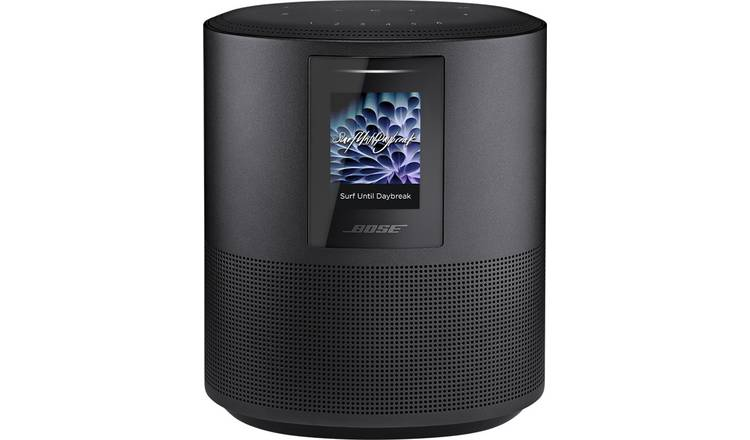 Bose  500 Wireless Home Smart Speaker - Black