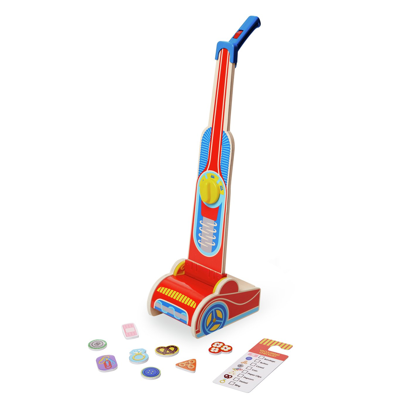Melissa and Doug Vacuum Cleaner Playset