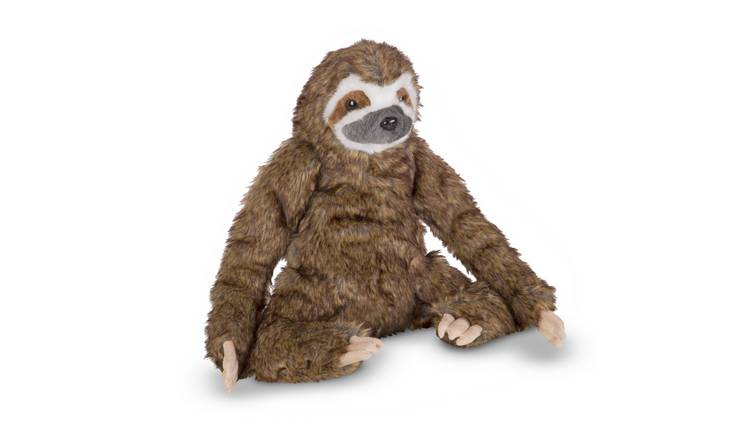Melissa & Doug Sloth Soft Toy