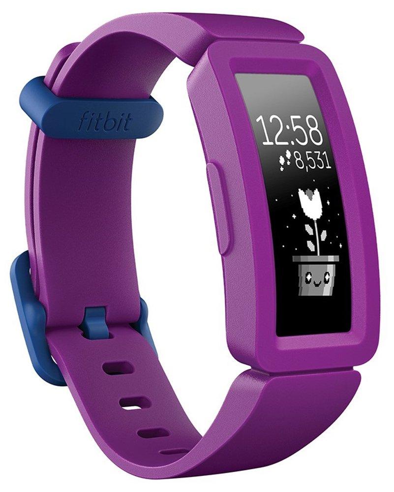 Fitbit Ace 2 Kids Activity Tracker – Grape/Night Sky