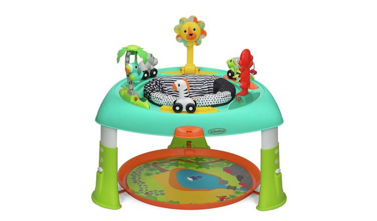 Infantino Sit, Spin and Stand Activity Table