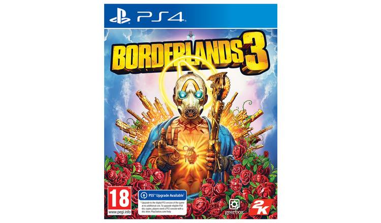 Borderlands 3 PS4 Game