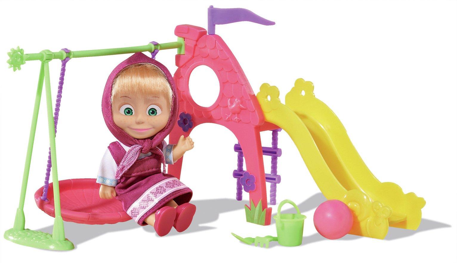 Masha and the Bear Mashas Playground