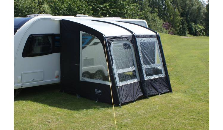 Leisurewize Equinox 260 3 Man Camping Caravan Porch Awning