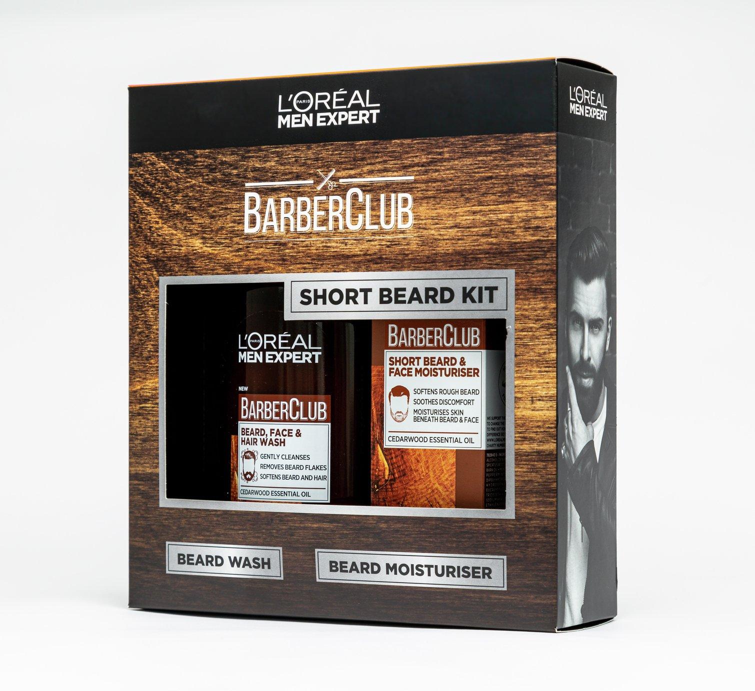 L'Oreal Paris Men Expert Barber Short Beard Club