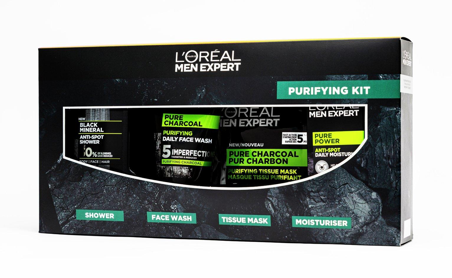 L'Oreal Paris Men Expert Purifying Kit