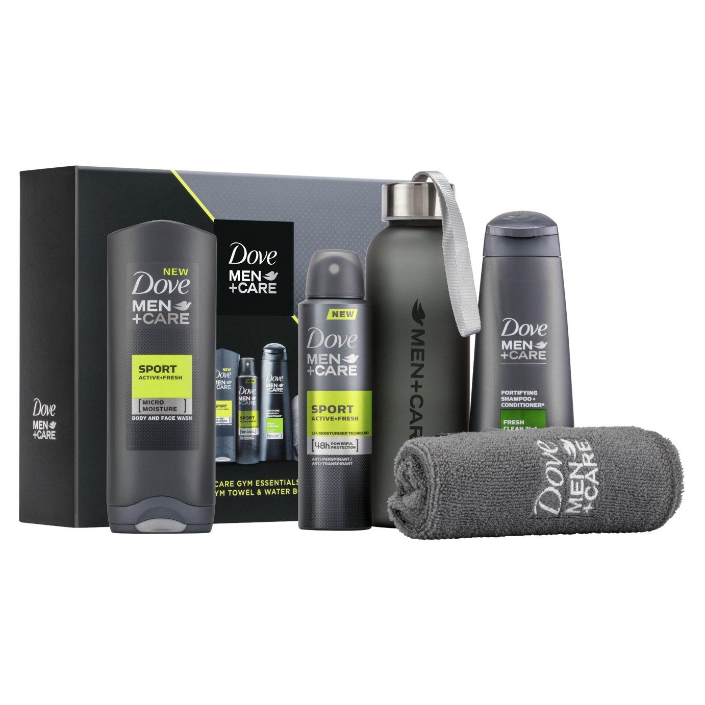 Dove Men and Care Gym Essentials
