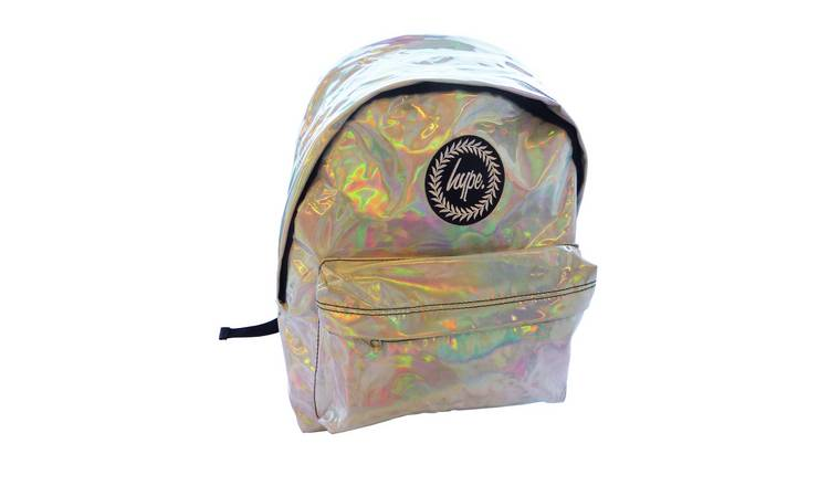 cheap for sale outlet online available Buy Hype Holographic Backpack | Backpacks | Argos