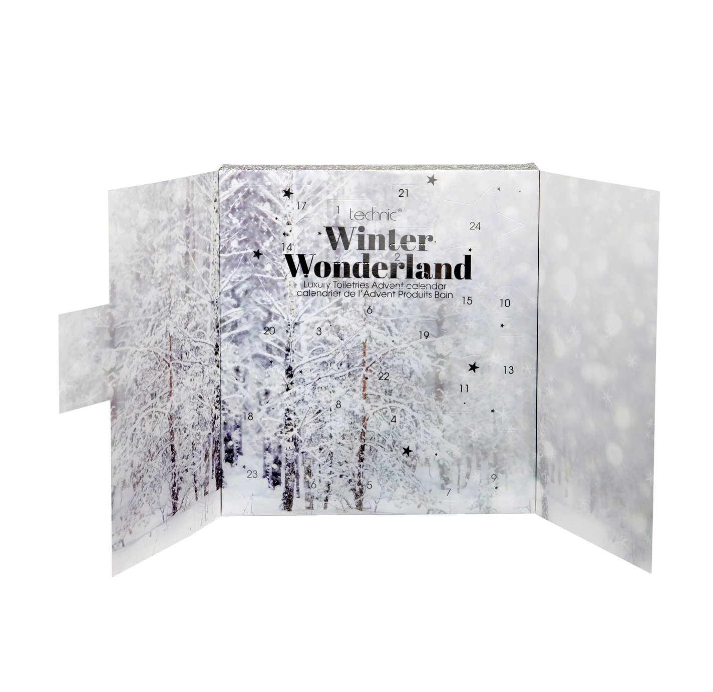 Technic Winter Wonderland 24 Day Luxury Advent Calendar