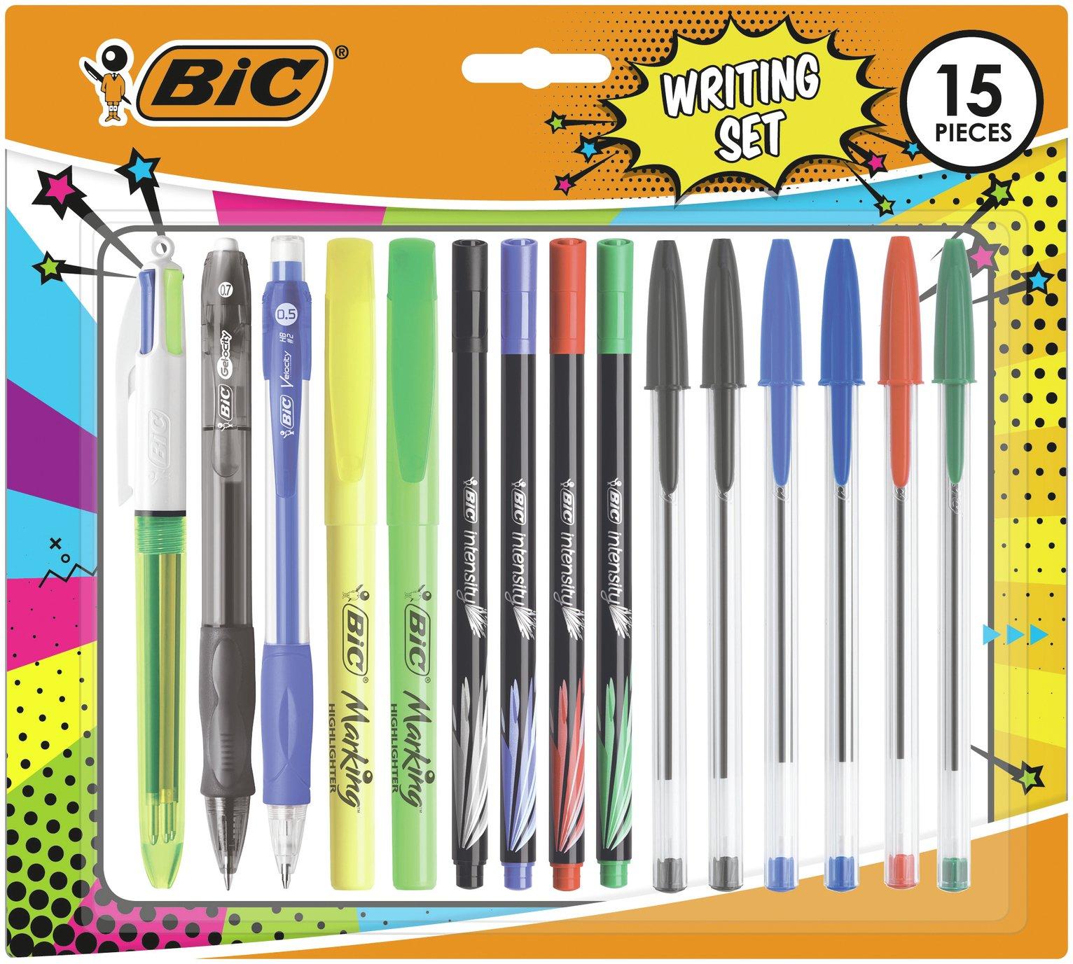 BIC Student 15 Piece Set
