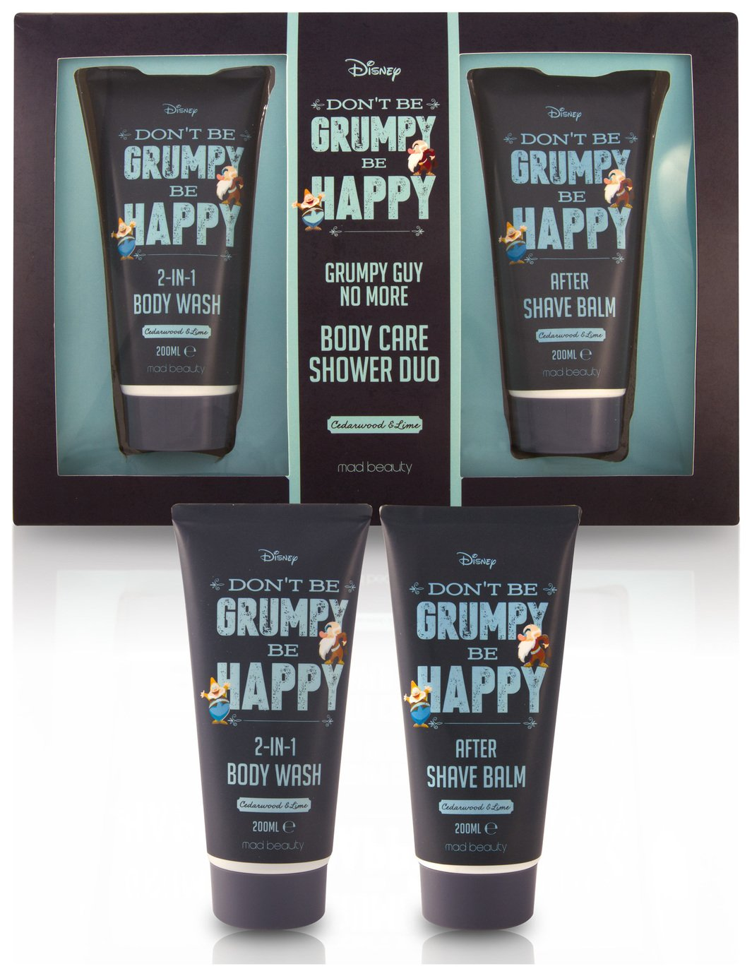 Disney Grumpy Gift Set